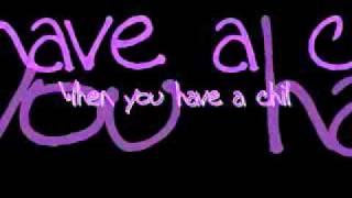 Reba McEntire - When You Have A Child Lyrics