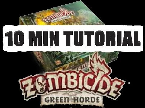 10 Min Tutorial - Green Horde