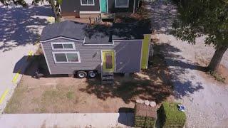 Tiny Homes Finally On The Move To Lake Dallas