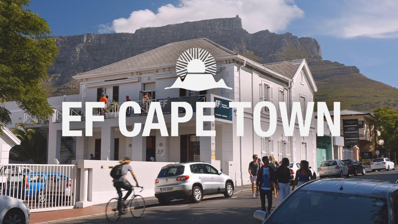 EF Cape Town – Campus Tour