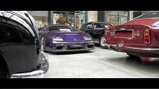 The Worlds Greatest Car Collection - Classic Remise Berlin
