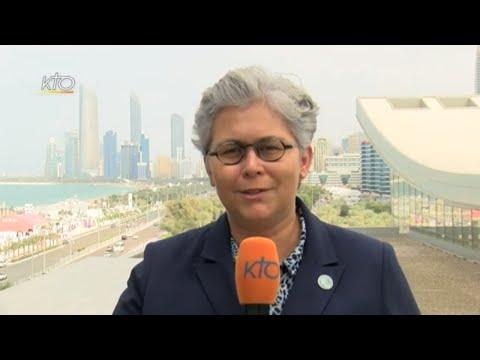 Fraternité: le Pape prononce un discours vigoureux aux Émirats
