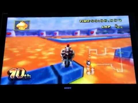 【NS杯】 マリオカートWiiプレイ動画 第4GP