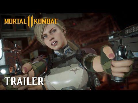 Gameplay de Cassie Cage de Mortal Kombat 11