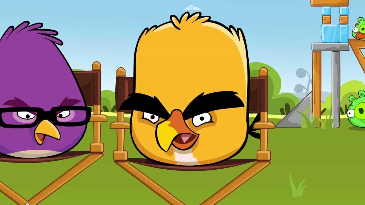 Angry Birds Creators Talk Up Google Chrome
