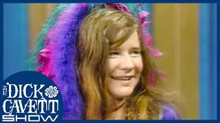Janis Joplin On Attending Her Upcoming High School Reunion | The Dick Cavett Show