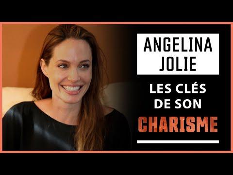 Les clés du charisme et du succès d'Angelina Jolie !