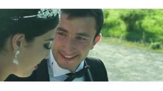 "Курдская свадьба в Астане ""Абдулхазрет и Амина""  (курдский клип)"