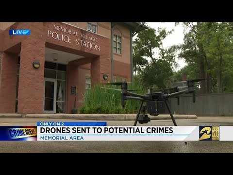 """Police Use Drones to Spy on Suspicious People at """"Potential Crime Scenes"""""""