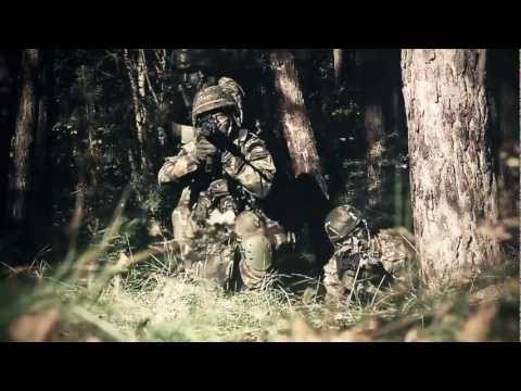 Czech Army Special Forces promo video