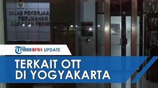 OTT KPK di Yogyakarta, Segel Sebuah Ruangan dan Laci di Kantor Pemerintahan DIY Yogyakarta