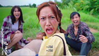 Vu Quy Đại Náo cười nghiên ngã cùng Diệu Nhi, Ngọc Trinh | Tik Tok Việt Nam