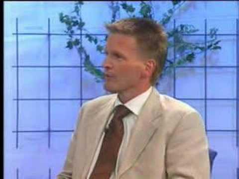Wasserexperte Michael Tag im Rhein-Main TV Michael Tag ist Gründer der Quellwasserkampagne