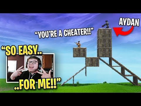 PC Fortnite Pro DEVASTATED When Best Console Player DESTROYS Him! (Fortnite 1v1) Mp3