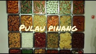 preview picture of video 'Top thing's to do in Pulau Pinang | Travel Vlog #4'