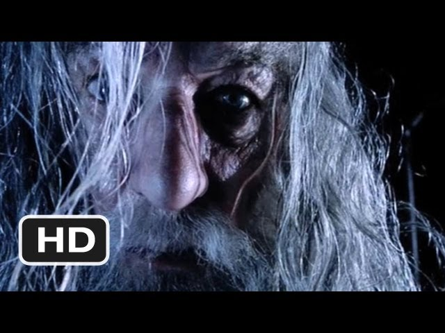 The Lord of the Rings: The Fellowship of the Ring Official Trailer #1 - (2001) HD