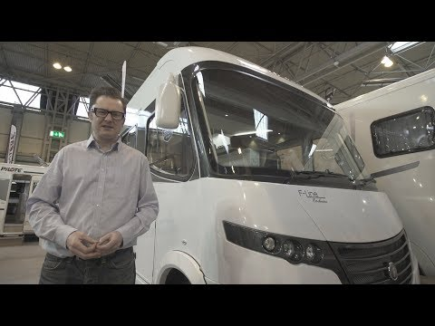 The Practical Motorhome Frankia F-Line I 640 SD review