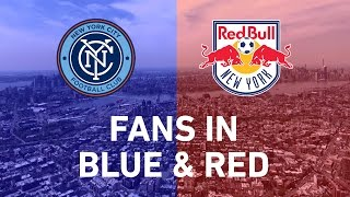 New York Red Bulls Darby Promo featuring The Moss bros