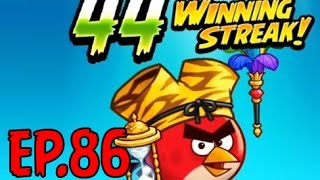 Angry Birds Fight! - ARENA MATILDA MASTER CUP - GOLDEN RUNE SHIELD (SS) - EP86
