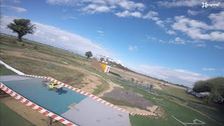 Chasing Cars on 1:5 Course - hangtime FPV 2020|36