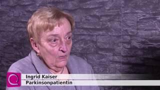 Erfolgsbericht Behandlung Parkinson. Interview mit Frau Kaiser