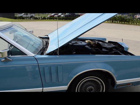 1978 Lincoln Mark V for Sale - CC-1052052