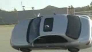 Сдача экзамена в автошколе на экстримальное вождение