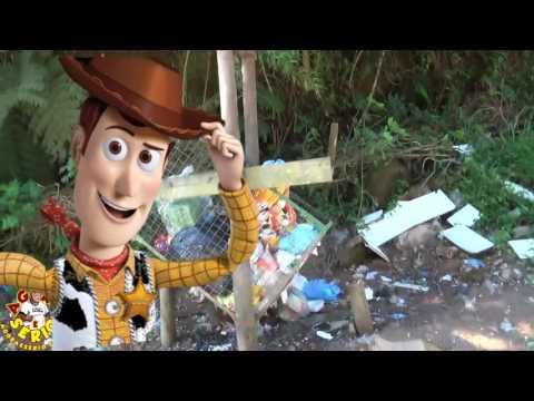 Avante Juquitiba - Governo Medíocre e incapaz de manter as quebradas limpas na coleta de lixo