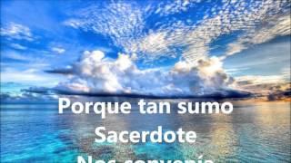 "Video thumbnail of ""El Señor ha jurado-  The Lord has sweared"""