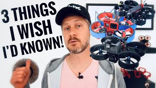 BEST flying CINEWHOOP? 3 Things To Know BEFORE You Buy or FLY These AMAZING FPV Drones!