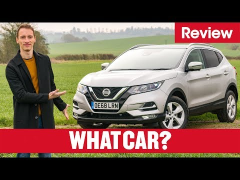 2019 Nissan Qashqai review – still the best family SUV? | What Car?