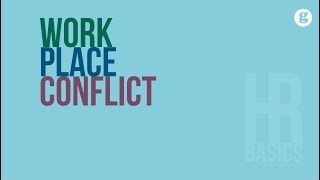 HR Basics: Workplace Conflict