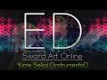 Sword Art Online ED - Yume Sekai (Instrumental)
