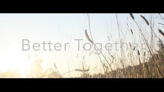 Jack Johnson   Better Together (Lyrics Video) #jackjohnson #bettertogether #acoustic