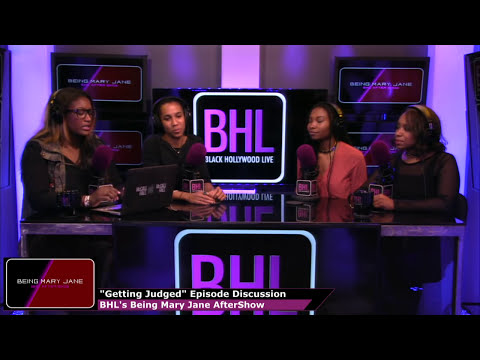 Being Mary Jane Season 4 Episode 7 Review and Aftershow | Black Hollywood Live