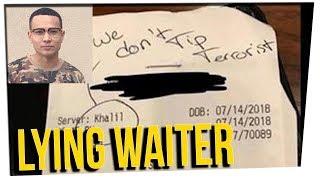 Waiter Faked Story to Make Customer Look Bad ft. DavidSoComedy