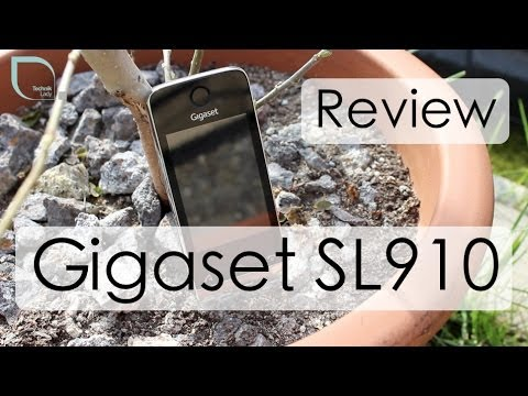 Gigaset SL910 - Review [DEUTSCH/GERMAN]