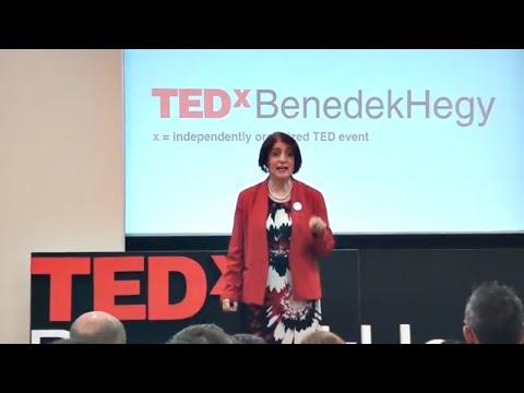 A másik pletyka | Bea Bincze | TEDxBenedekHegy