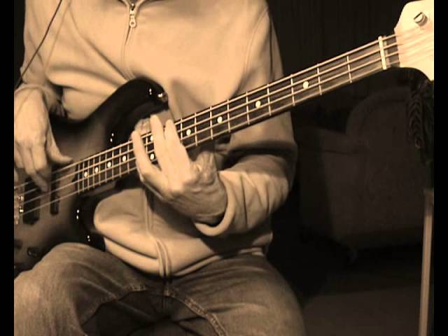 Cuby And The Blizzards - Window Of My Eyes - Bass Cover