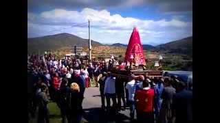 preview picture of video 'Romería Santuario Monteagud a Benizalón'