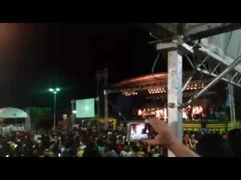 Abertura do festival do camarão 2017 afuá