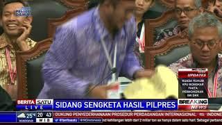KPU Ungkap Kejanggalan Amplop Surat Suara dari Saksi Prabowo
