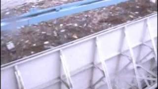 preview picture of video 'Poziom wody w zbiornikach powiatu pszczyńskiego - maj 2010'