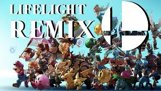 Super Smash Bros  Ultimate - Lifelight (Remix feat. Slyleaf)