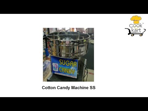 Cotton Candy Machine SS