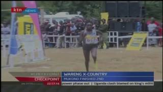 CheckPoint: Ronald Kirui bags the junior silver medal in the Tuskeys Wareng cross country in Eldoret