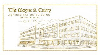 New County Building in Honor of Former County Executive Wayne K. Curry