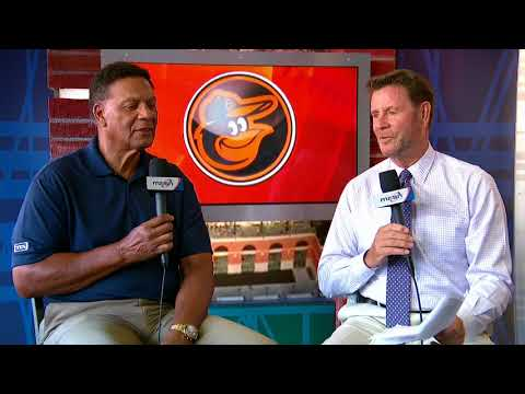 Jim Palmer interviews Ken Singleton