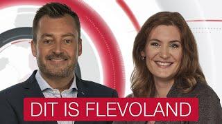Dit is Flevoland nieuws van dinsdag 26 mei