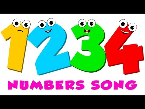 Numbers Song  123 Song